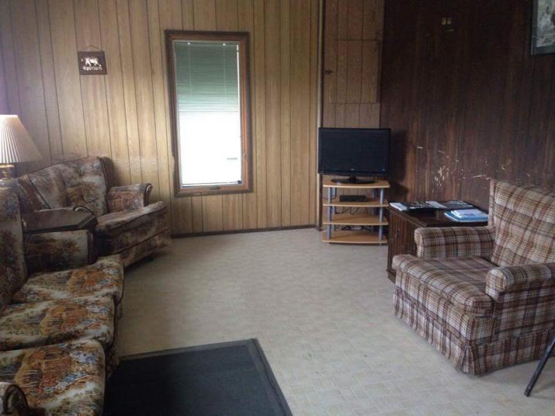Cabin 4 Living Room