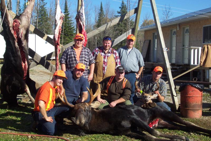 Hunting group