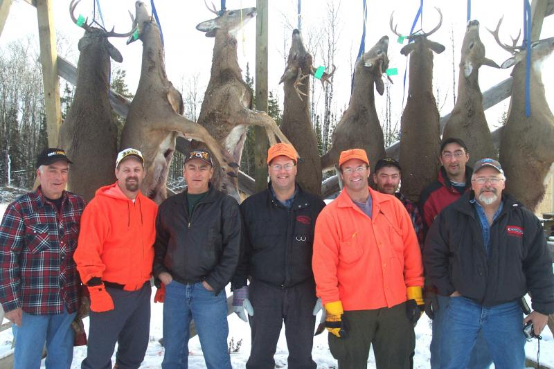 Lachance Hunting Group 2003